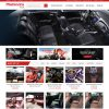Thiết kế web đồ chơi ô tô