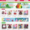 Thiết kế web bán quần áo trẻ em