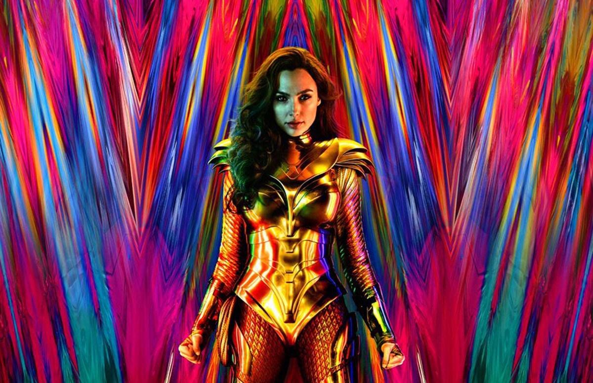 Chiến binh Wonder Woman tái xuất trong bộ trang phục ấn tượng