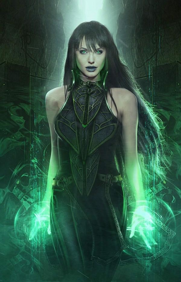 Angelina Jolie chính thức gia nhập đường đua của Vũ trụ điện ảnh Marvel