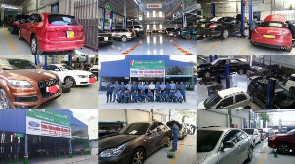 Top 10 Gara xe hơi sửa chữa ô tô uy tín và chất lượng ở TPHCM