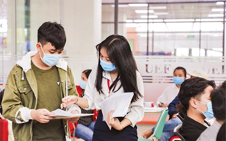 Thủ khoa khối D ở Kon Tum, đạt 29,15 điểm