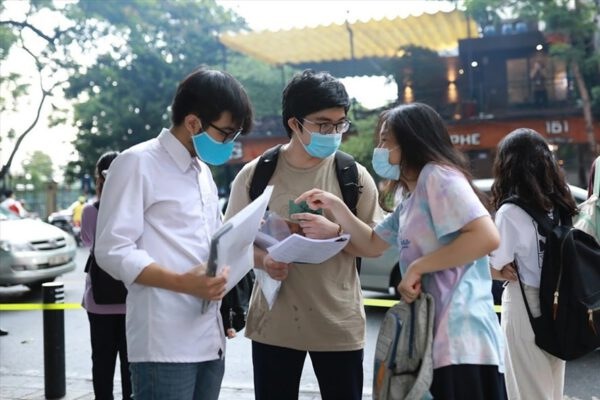 Điểm chuẩn đại học 2021